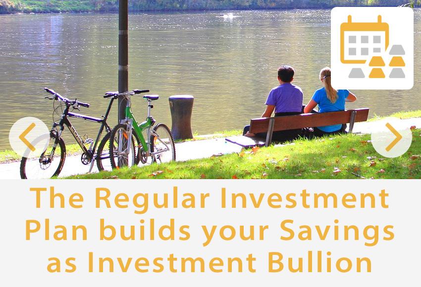 Central Bullion Automated Regular Investment Plan